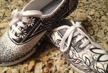 Shoes revamped