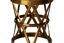 Home decor - side tables/stools