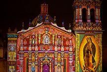 Iglesias y catedrales de Mexico