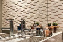 Banheiro churrasqueira