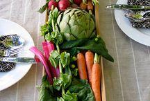 Овощная свадьба