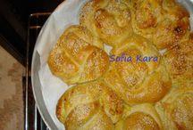 ψωμάκια αφράτα ΑCMA