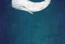 Whale love / Home and Decoration