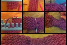 Knifty Knitter Ideas / by Angel Vincent
