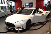 Genius at Work / #Telsa Electric Car