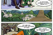 Childhood memories: Aang