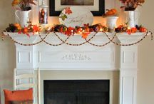Fall decor / by Erica Turner