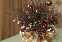 Christmas Party Decor Ideas / by Rebecca Bock
