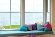 Donna Elle Window Seats