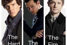 Sherlock / Title
