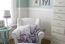 Color Inspiration: Lavender-Blue, Dilly, Dilly