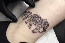 tatuajes klapay mary