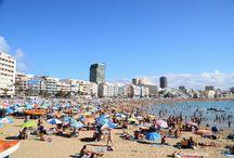 07/09/14 - Día de Playa / So en la playa de Las Canteras