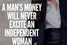 Strong and Independent Woman