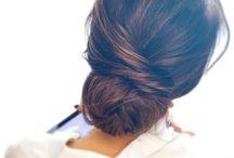 upstyles for medium hair