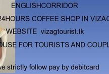 yarada / health massages/homestay  for people with debitcard and designation