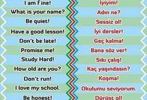 Turkish Languange
