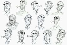 Character Design - Faces