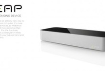 Motion Sensor Technology / TheLeap Motion Technology let you do everythingwith just your finger and hand's movement.
