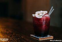 Minsk  best bars. Cocktails.