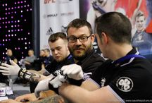 IMMAF MMA Cutman