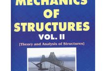 MECHANICS OF STRUCTURES VOL. II / Author:S. B. Junnarkar and Dr. H. J. Shah Edition:23rd : 2013 ISBN:978-93-80358-70-3 Book Size:135 mm × 210 mm Binding:Paper Back with 4 color Pages:970 + 16