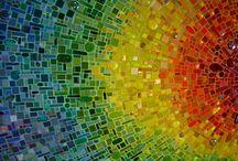 Mosaic Amour