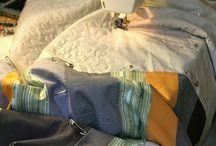 OMPELEMISEN TAITO / Koneella ompeluun liittyviä juttuja