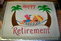 Torte di pensionamento