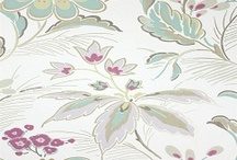 Montacute Wallpapers Osborne and Little / Shop Designer Fabrics and Wallpapers at source4interiors.com call or email us at 818-988-9732 or email sales@source4interiors.com