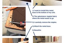 How to / How to install, adjust or work with metal hardware.