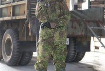 Woman&Army