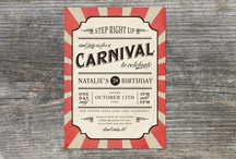 PARTY THEME - Carnival