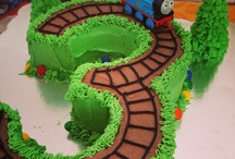 Thomas first Birthday