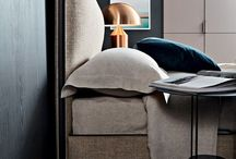 .Bedrooms. / Bedrooms should be a sanctuary and have a feeling of calmness – your retreat day or night!