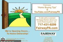 Home Buyer Education / Home buyers can learn the basics of shopping real estate, mortgages and home financing options.