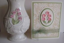 Embossed Cards / Embossed Cards