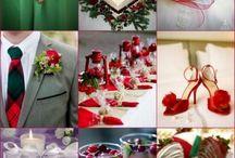 I love Christmas Weddings / by Tracie Hughey