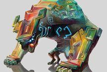 Diseño de Personajes III (Alternativos)