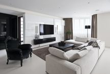 tv room / by malena