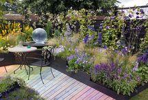 Garden Design - Colorful