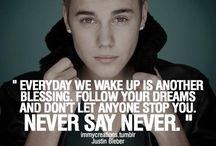 Justin quotes