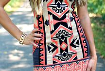 Aztec fashion❤