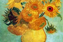 Vincent van Gogh Paintings / Vincent van Gogh (1853 - 1890) was a Dutch Post-Impressionist painter who is among the most famous and influential figures in the history of Western art.