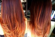 Hair Color / by Abby Stone