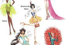 Csini hercegnos rajzok