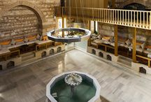 Turkish Hammams / Wandering about the best Turkish baths of the city? We work only with the most qualitative and certified hamams of Turkey. We can both suggest you and make the reservation for your Turkish bath and all the surrounding activities and massages...
