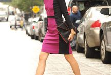 Olivia Palermo / Her style / by Brittany of www.BrillianceOfB.com