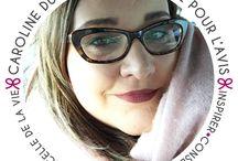 L'avis - Caroline Ducharme / Toutes les chroniques de Caroline Ducharme