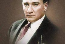 ATATÜRK, Mustafa Kemal (1981 - 1938)